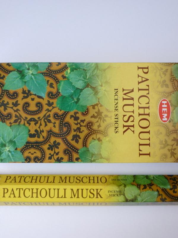 Patchouli musk