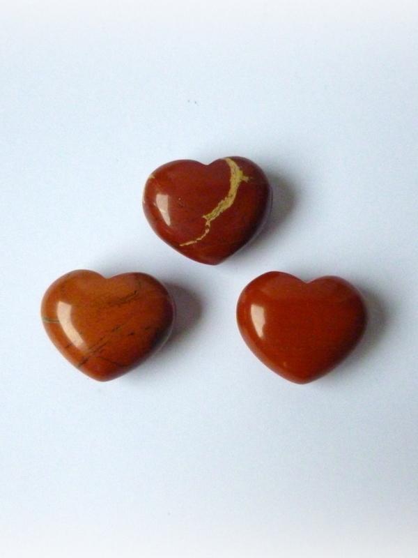 Hart Rode Jaspis