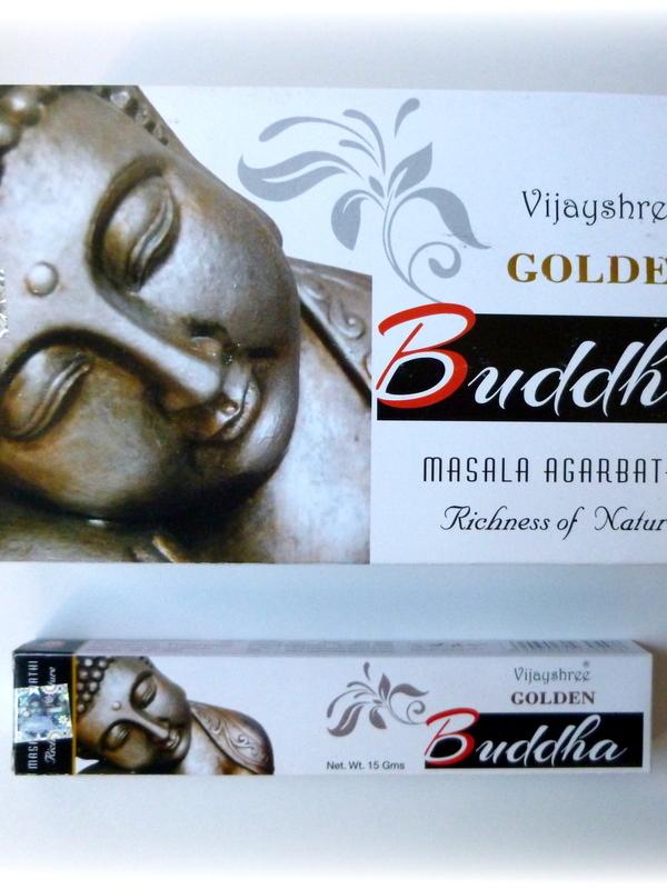 Golden Buddha (MOMENTEEL UIT VOORRAAD)