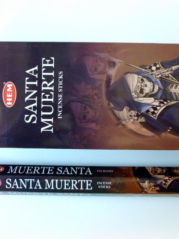 Santa Muerte  (MOMENTEEL UIT VOORRAAD)!