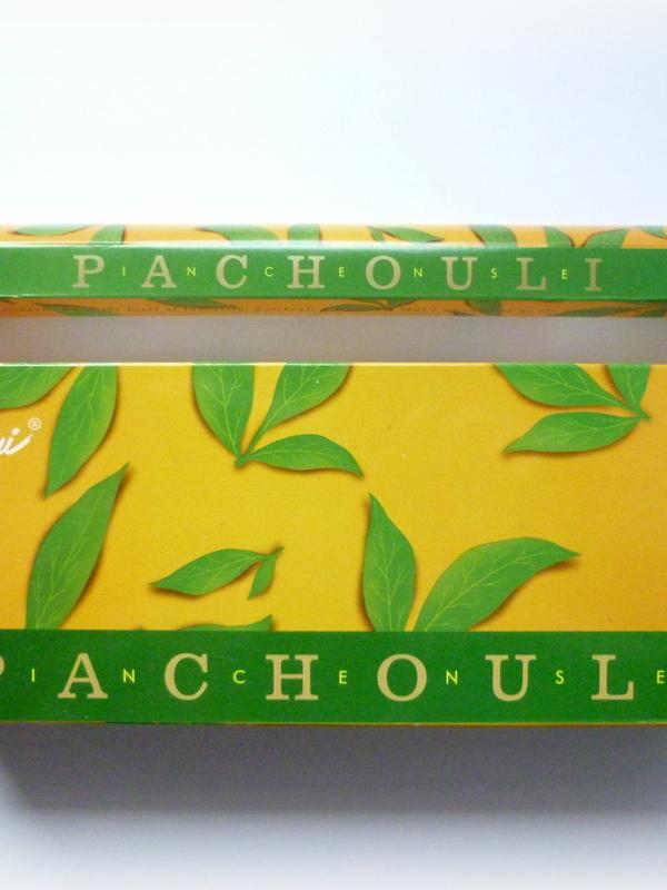 Pachouli (MOMENTEEL NIET IN VOORRAAD)