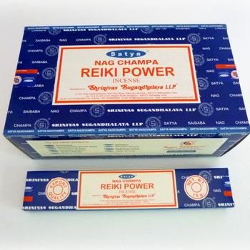 Reiki power (MOMENTEEL NIET IN VOORRAAD)