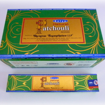 Natural Patchouli