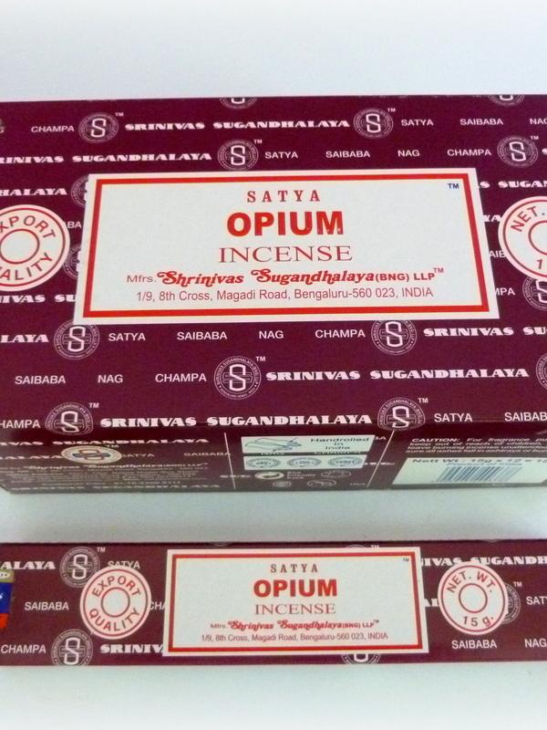 Opium (MOMENTEEL UIT VOORRAAD)!