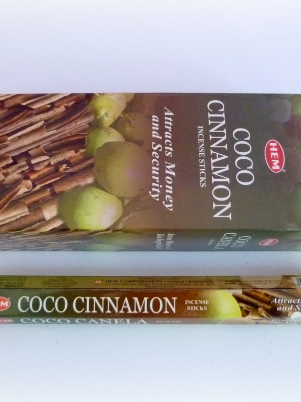 Coco cinnamon