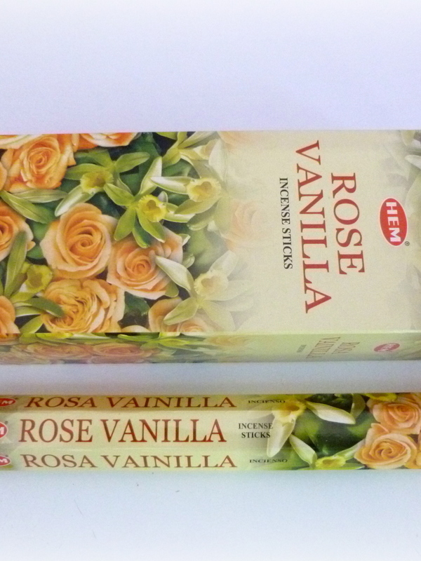 Rose vanilla