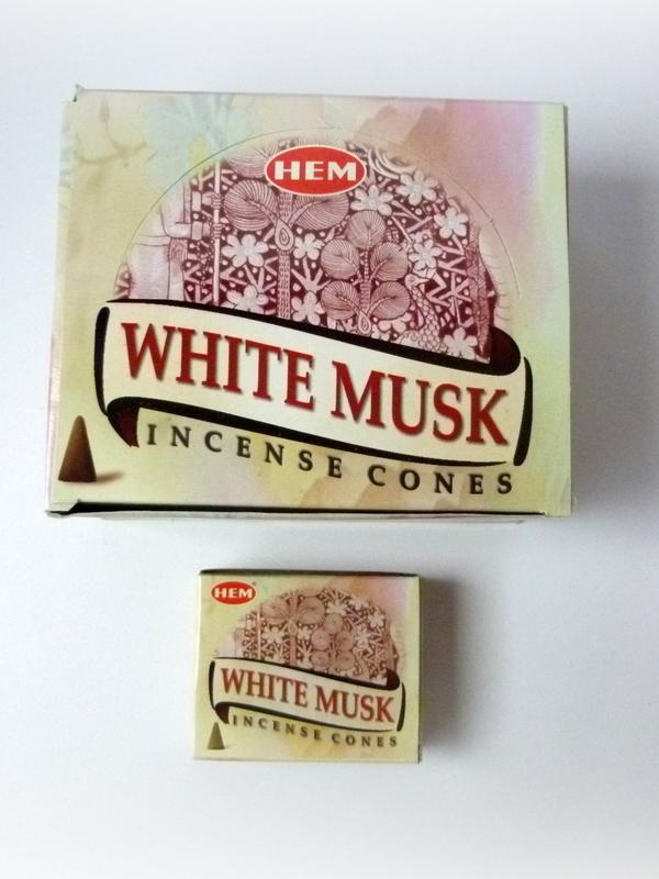 HEM White musk