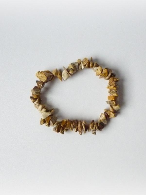 splitarmband Landschaps Jaspis