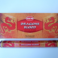 Dragons blood rood