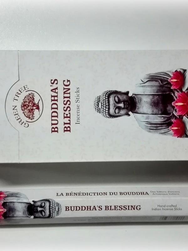 Buddha's blessing  (MOMENTEEL UIT VOORRAAD)