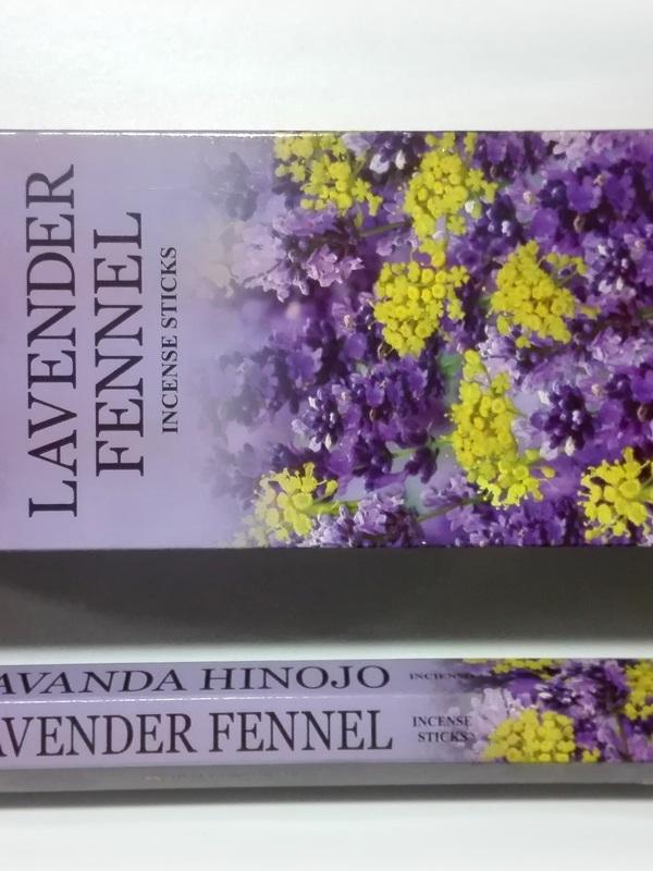 Lavendel / Venkel (MOMENTEEL NIET IN VOORRAAD)!