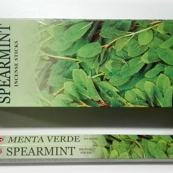 Spearmint (MOMENTEEL UIT VOORRAAD)!