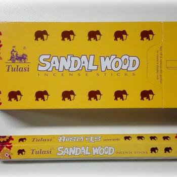 Sandalwood (MOMENTEEL UIT VOORRAAD)!