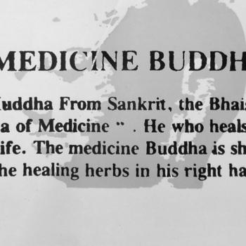 Medicijn Buddha