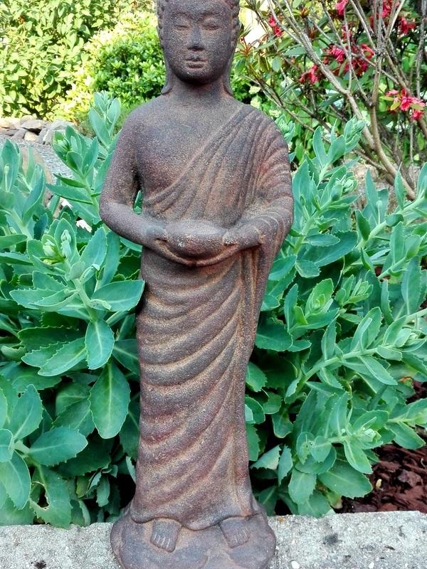 Staande medicijn Buddha