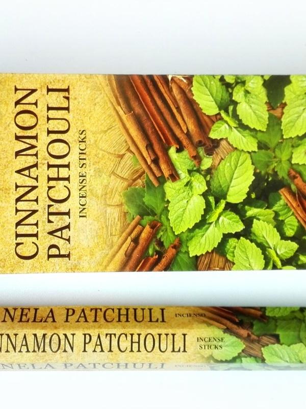 Cinnamon Patchouli