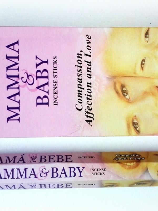 Mamma & baby