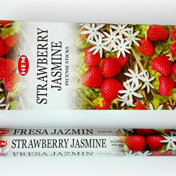 Strawberry Jasmine