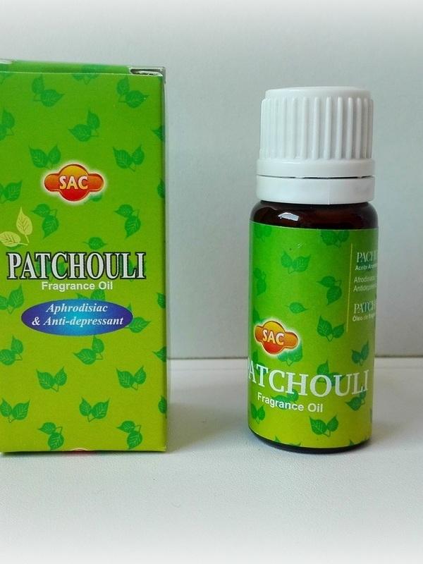 Patchouli (MOMENTEEL NIET IN VOORRAAD)