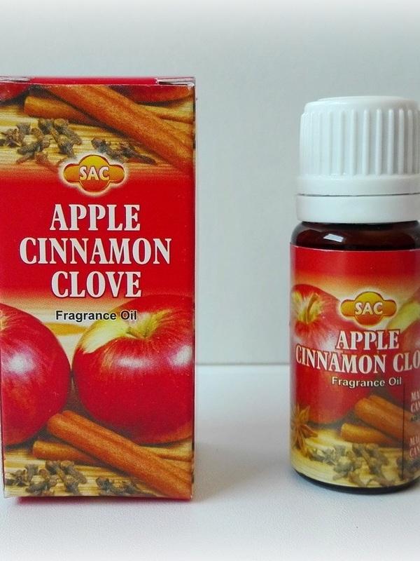 Apple Cinnamon Clove