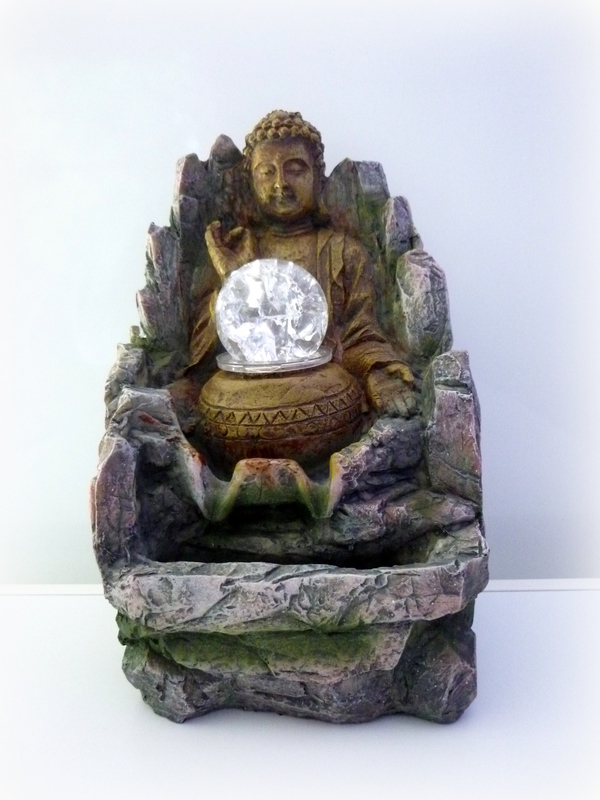 Boeddha fontein 03