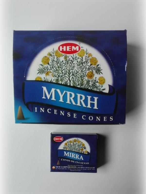 HEM Myrrh (MOMENTEEL UIT VOORRAAD)!