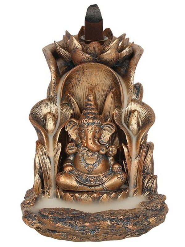 Ganesh backflow wierook brander  (MOMENTEEL UIT VOORRAAD)!