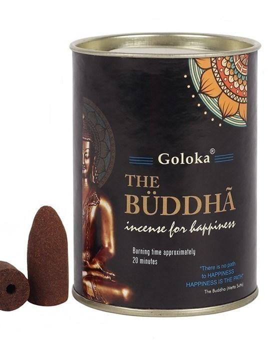 Goloka Buddha Back Flow kegels