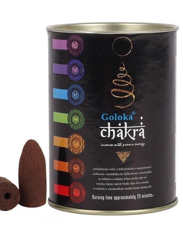Goloka Chakra Back Flow kegels