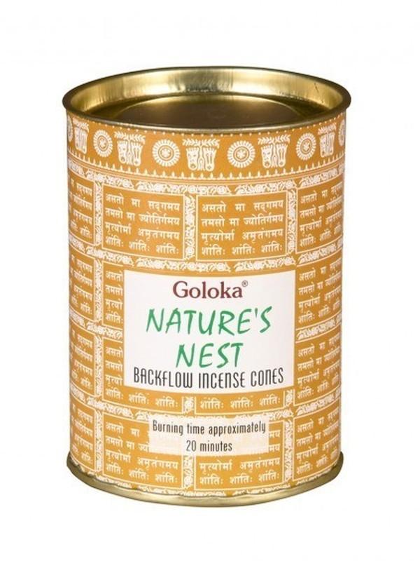 Goloka Nature's Nest Back Flow kegels