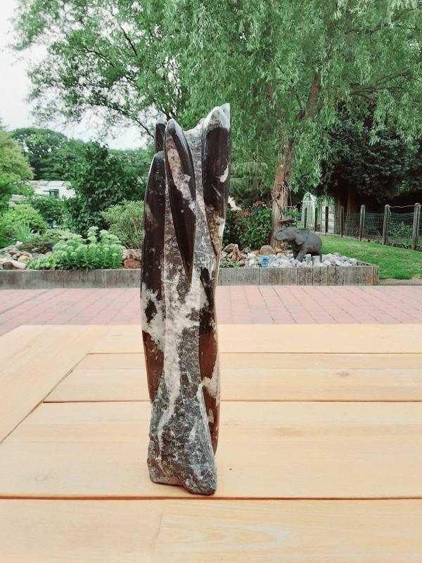 Orthoceras sculptuur 01