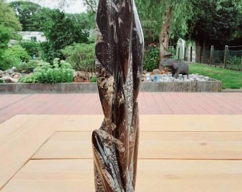 Orthoceras sculptuur 02