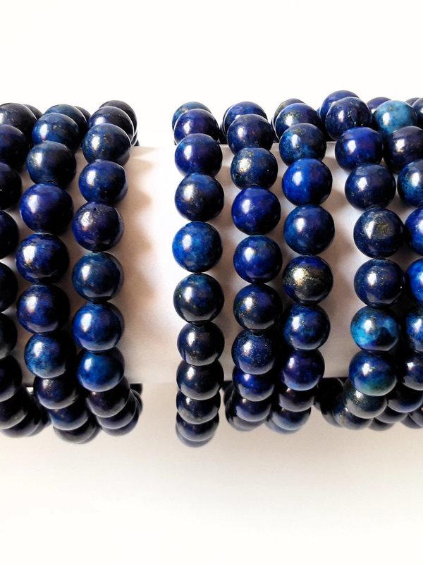 kogelarmband Lapis Lazuli