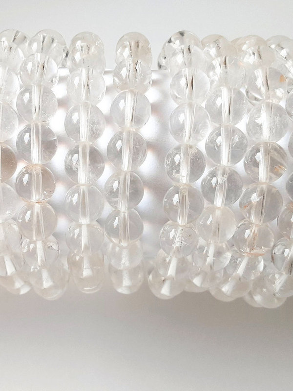 kogelarmband Bergkristal