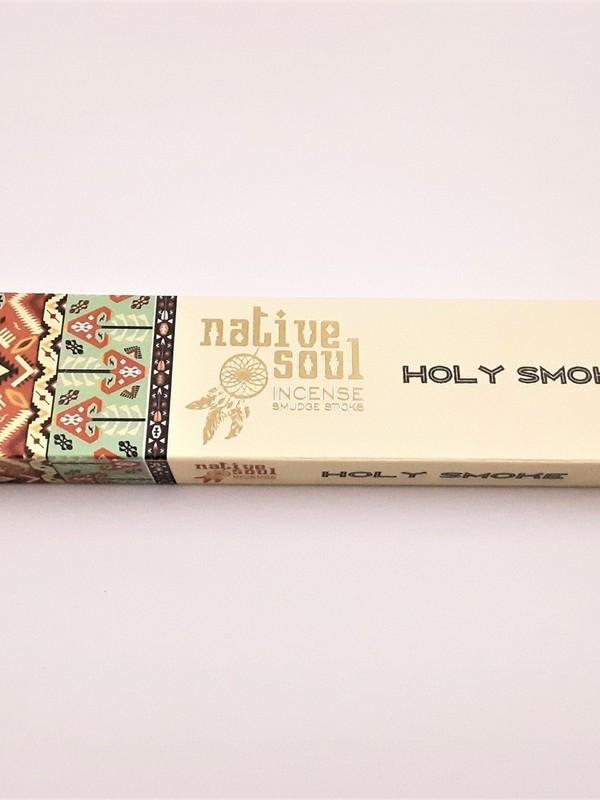 Native soul - Holy smoke