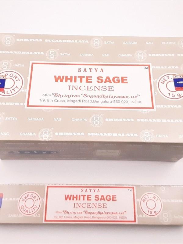 White sage NC