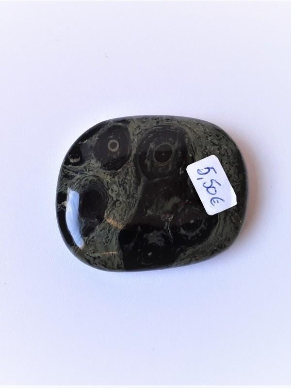 Oplegger/platte steen Jaspis Kambaba 02