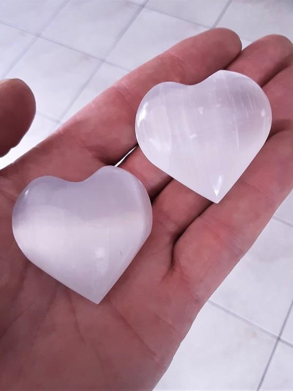 Seleniet hart klein