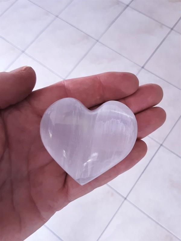Seleniet hart groot